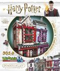 Harry Potter - Diagon Alley Collection: Quidditch Supplies and Slug & Jiggers (305pc) | Buy now at The G33Kery - UK Stock - Fast Delivery